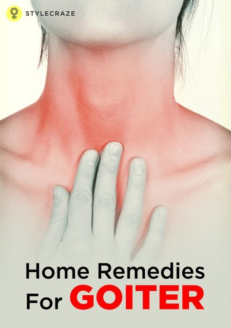 25 effective home remedies to cure goiter at home health home