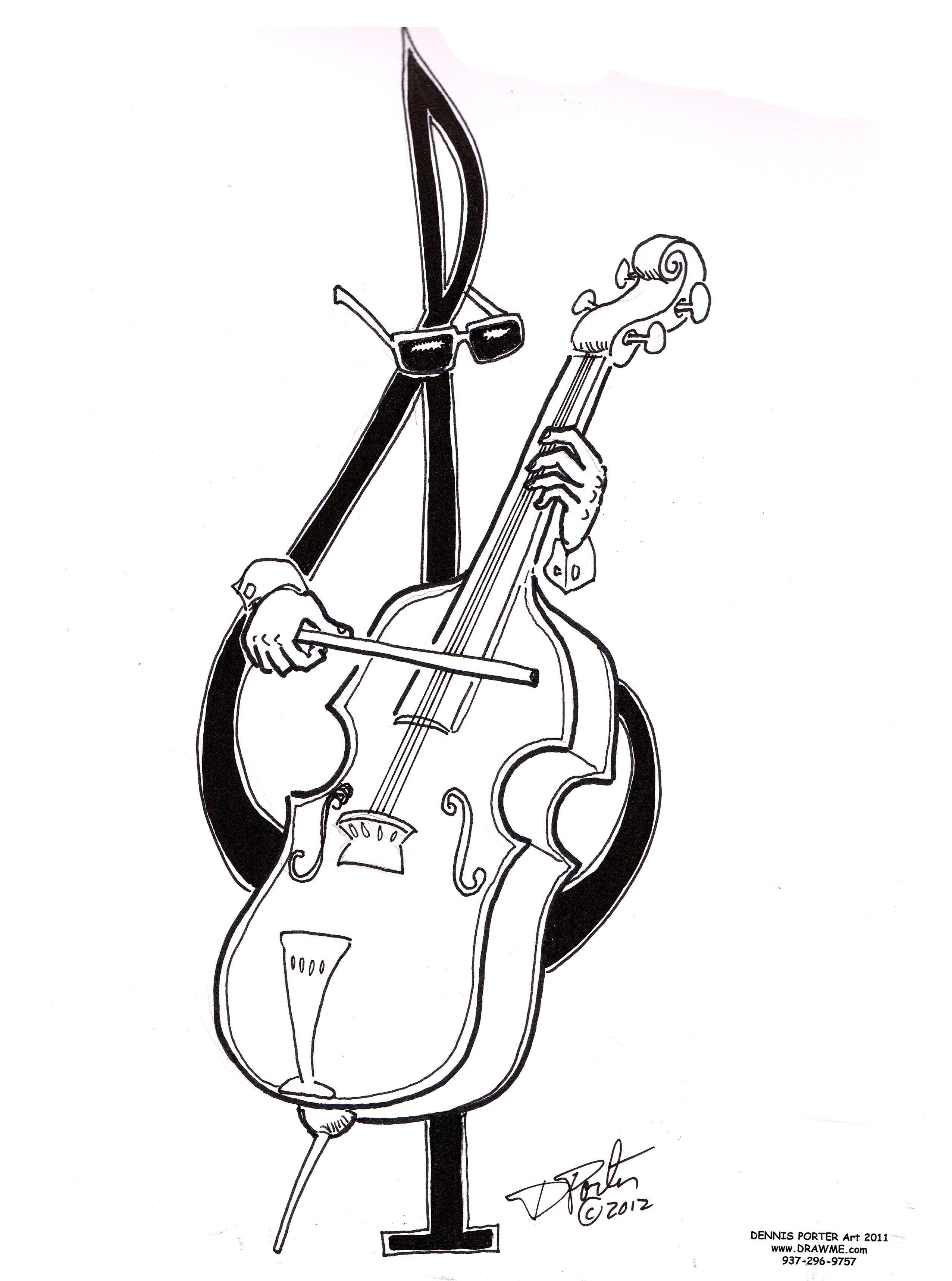 Beautiful Cello G Clef With Images Tatuaze Muzyka
