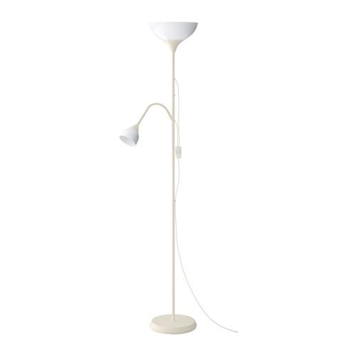 Not Floor Uplight Reading Lamp White For The Home Ikea