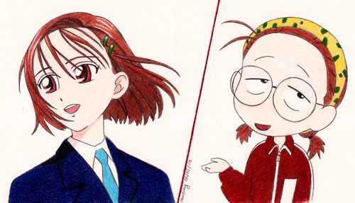 [MANGA/ANIME] Elle et Lui (Kareshi Kanojo no Jijou/Kare Kano) 2a8bc3ec68620f18cd0adb7d0e49fc7b