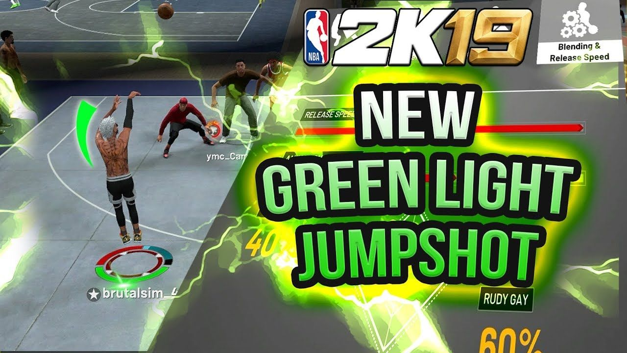 This Subscriber gave me a DEMIGOD jumpshot on NBA 2K19! BEST
