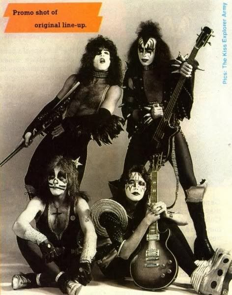 Time For A Reminder - Post Your Classic KISS Pics Here