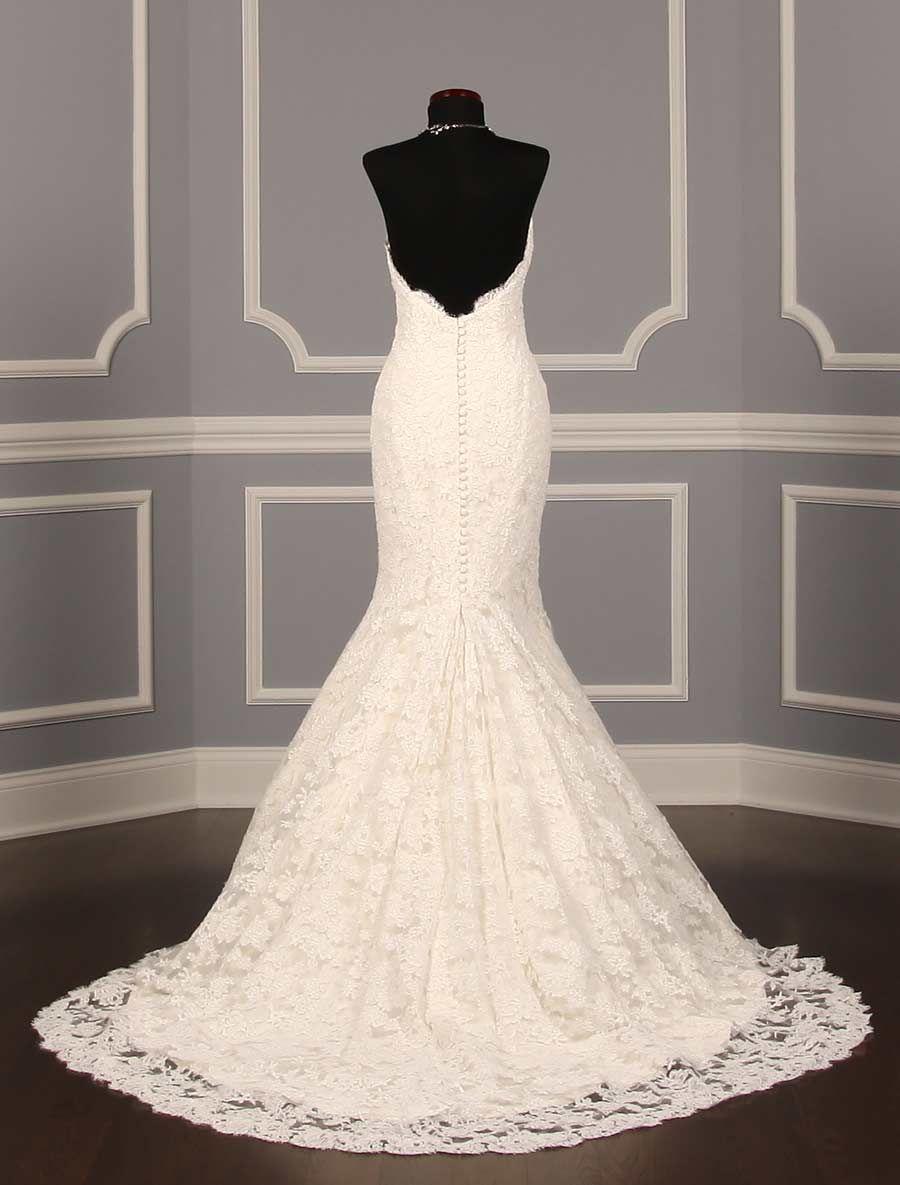 Priscilla of boston wedding dress  Ines Di Santo Manye Discount Designer Wedding Dresses  Discount