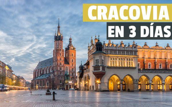 Cracovia En 3 Días Cracovia Cracovia Krakow Varsovia