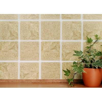 Sandstone 4 X 4 Tiles 10cm X 10cm Self Adhesive Wall Tiles Kitchen Wall Tiles Wall Tiles