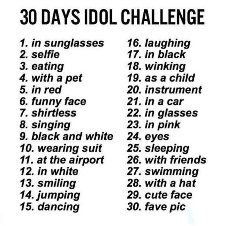 Im Starting The 30 Day Idol Challenge Day 1 Ari With Sunglasses Dm Me Your Opinions Arianagrande Ariana Funny Faces Challenges Idol
