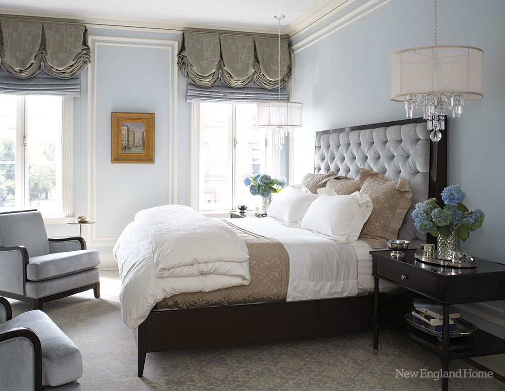 Interior design for double bedroom flat double shades  yummy inverted balloon  flat roman  decor