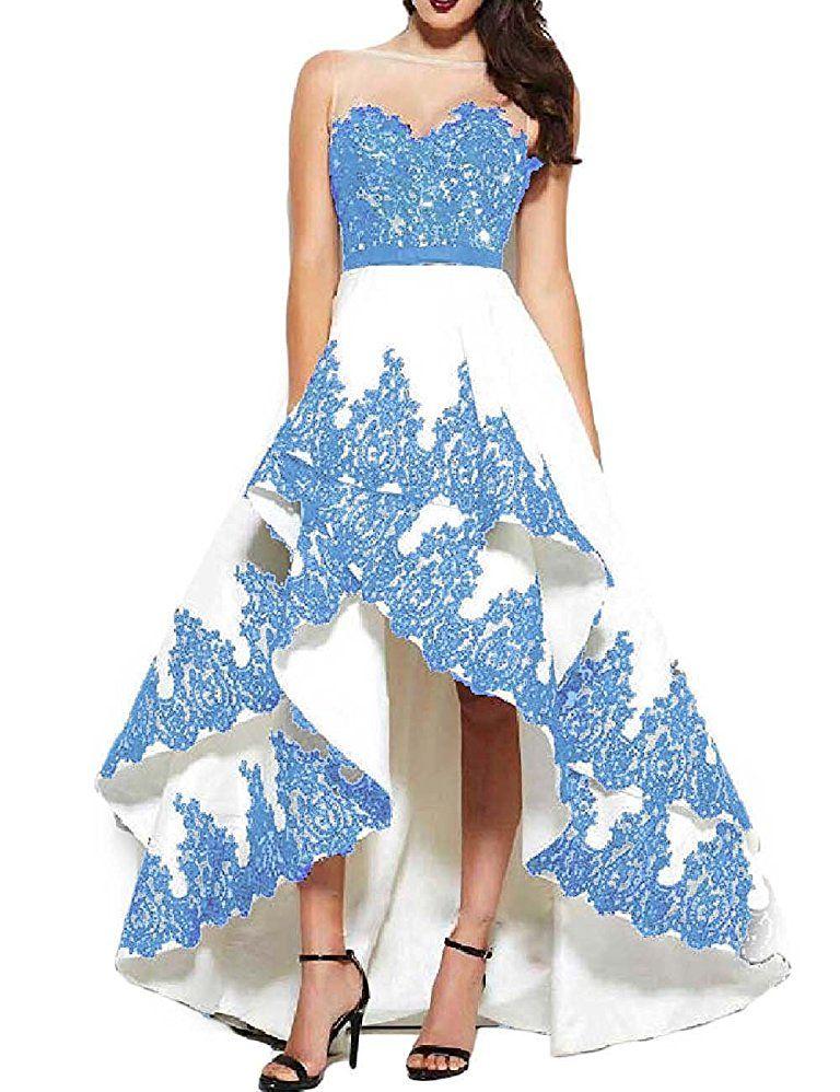 Carnivalprom Damen Abendkleider Mit Applikation Braujungfernkleider ...
