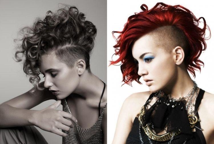 31 Ideen Für Brautfrisur Mit Undercut Und Sidecut Neu Haar Modelle