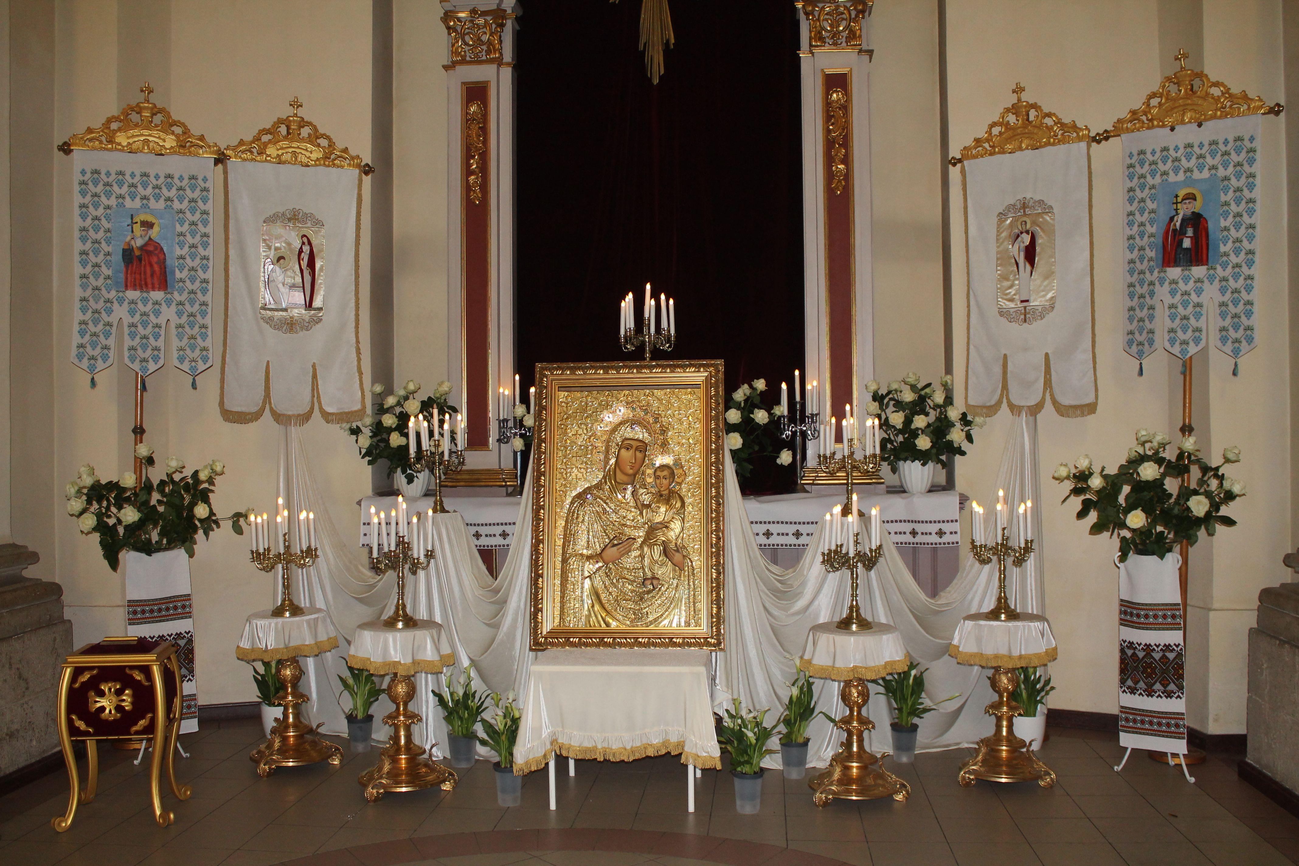 Травневі Молебні до Пресвятої Богородиці