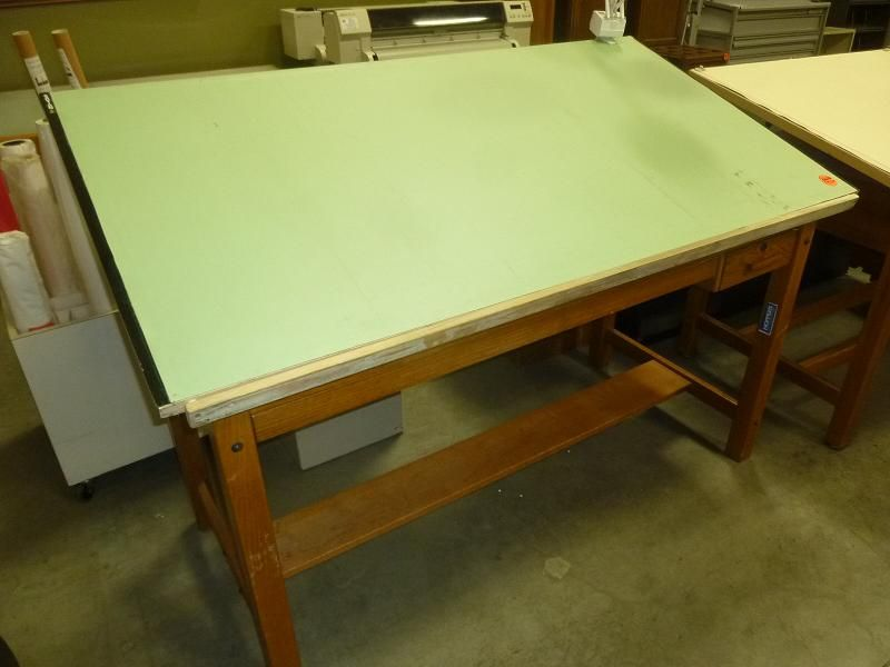 Used Drafting Tables Vintage Drafting Table Drawing Table Drafting Table