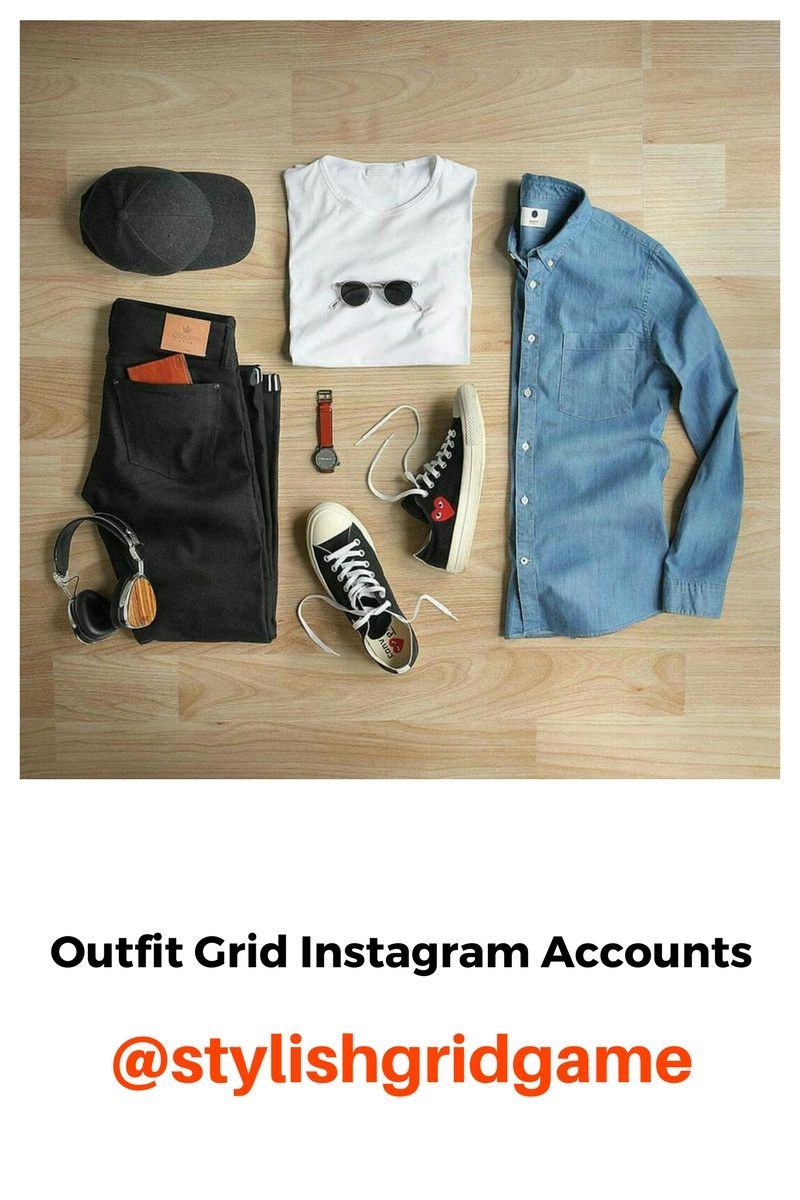 7 Amazing Outfit Grid Instagram Accounts All Men Should