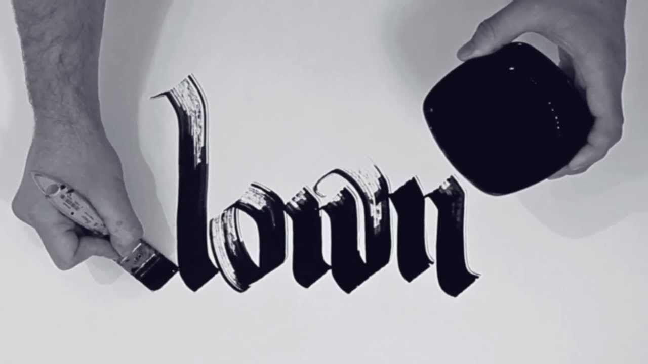 calligraffiti upside down tour