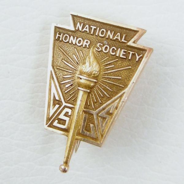 high school resume national honor society