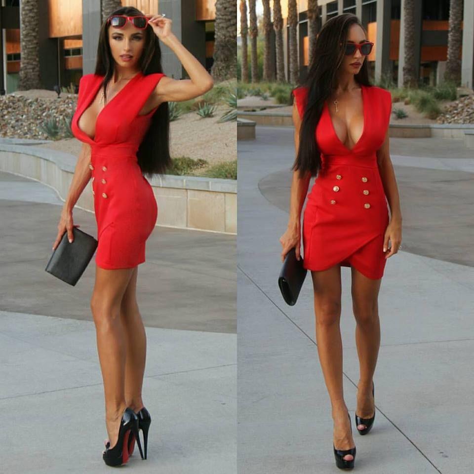 Iryna Ivanova Sexy Dresses Clubwear Pinterest