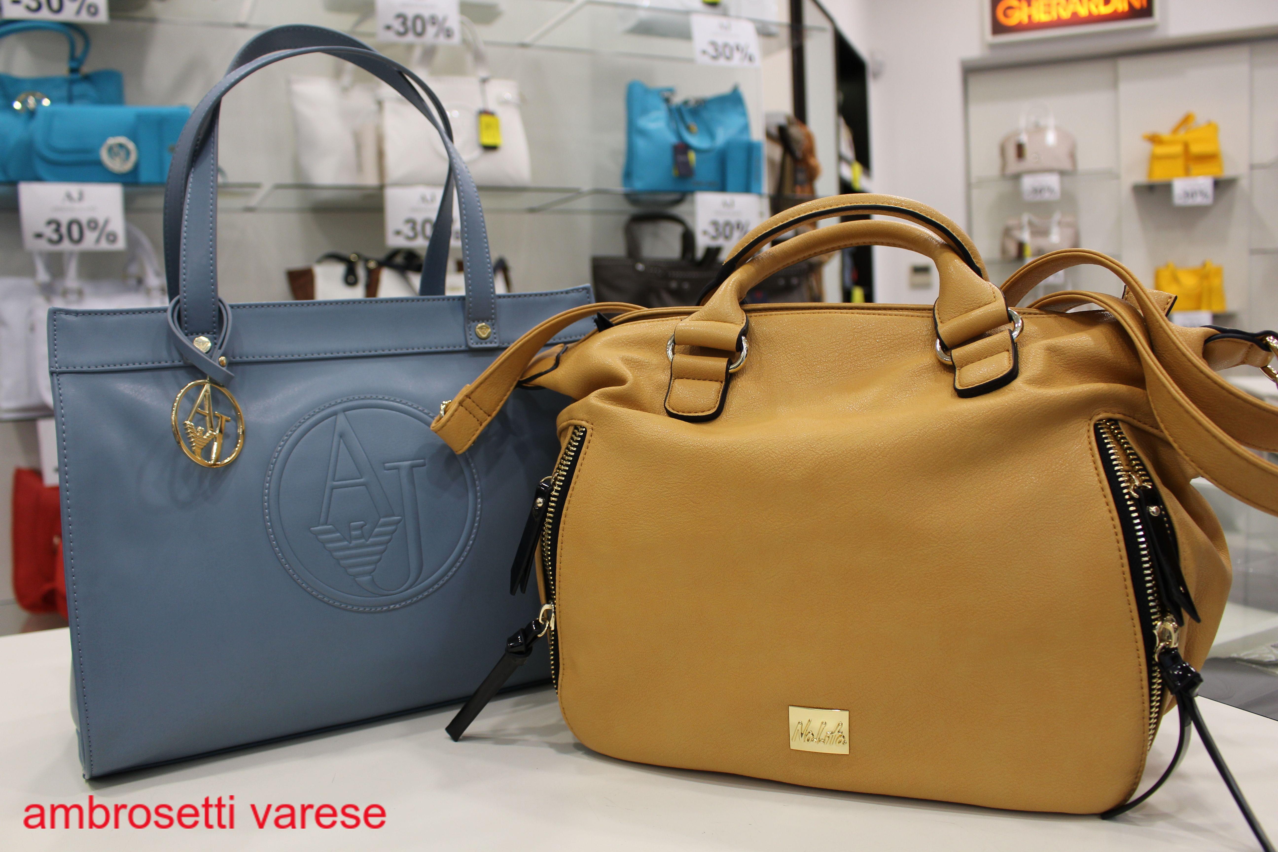 Irresistibile come Armani o fashionist come Nolita? Non importa quale, sono entrambe scontate del 50% !!! Acquistale sul nostro Shoponline http://www.valigeriaambrosetti.it/shoponline/