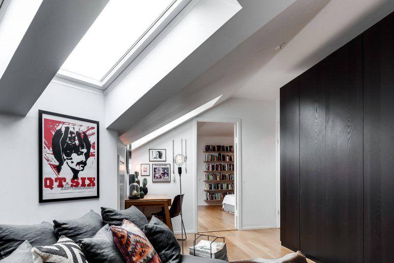 loft distribución diáfana diseño interiores decoración interiores