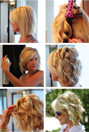 100 Ideas About How To Style Short Hair For Women