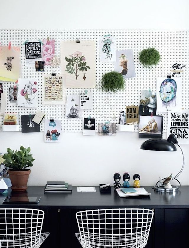 8 Inspiring Ways To Use Pegboards   French By Design