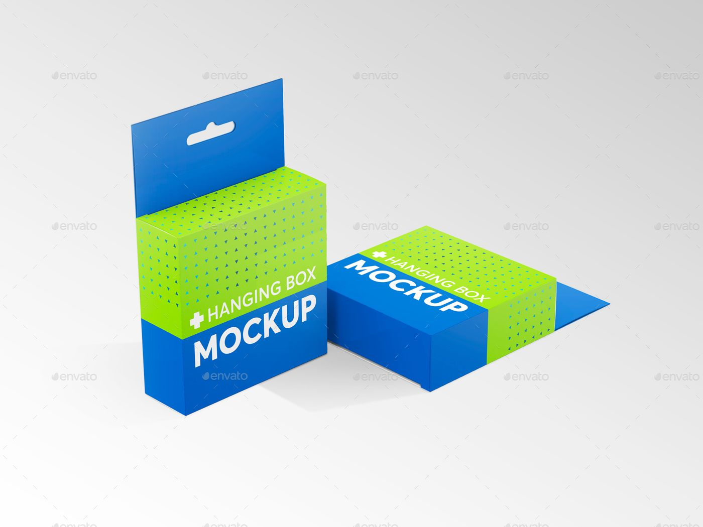 Download Hanging Flat Square Box Mockups Box Mockup Box Packaging Design Graphic Design Projects