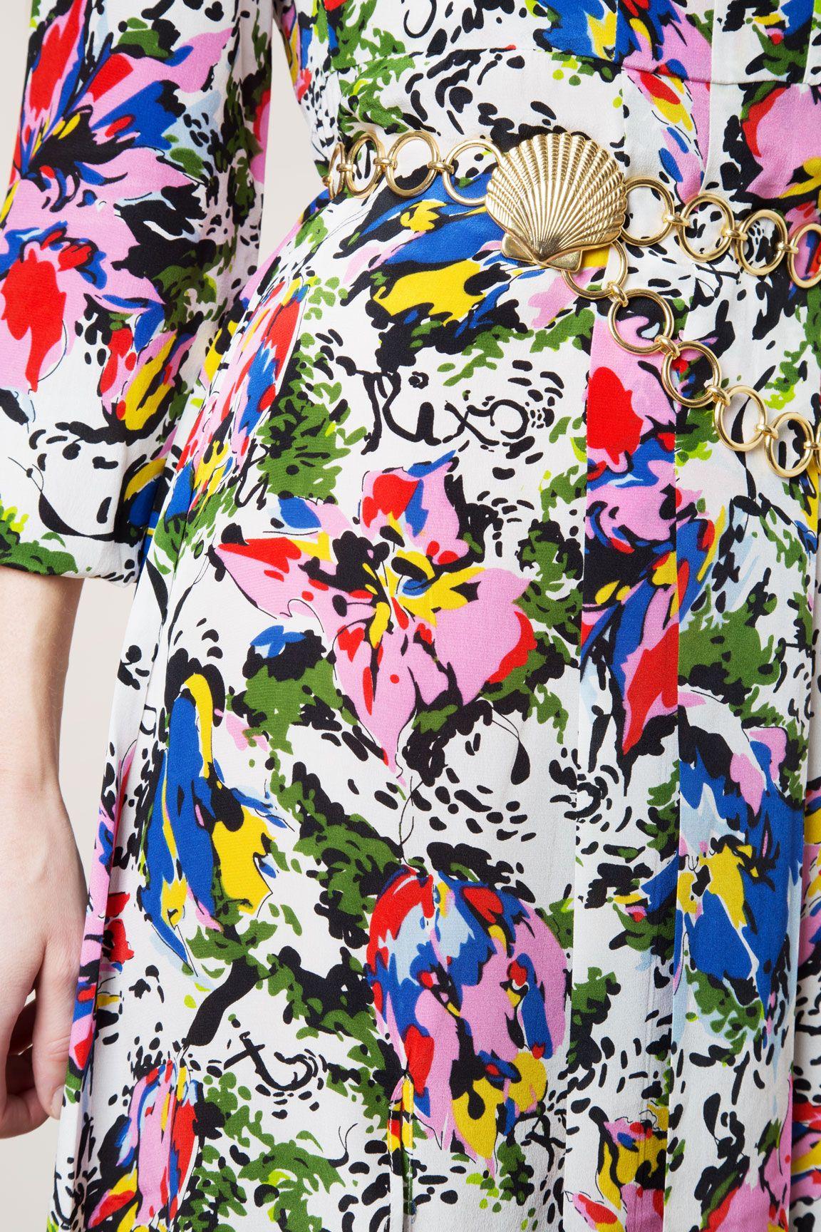 Camellia floral daisy rixo floral floral prints