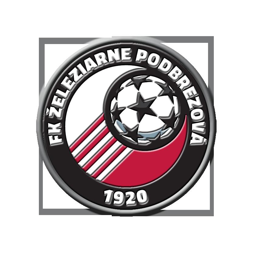 FK Zeleziarne Podbrezova , football / soccer logo