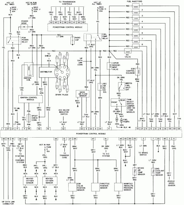 94 ford f 350 wiring diagram  description wiring diagrams