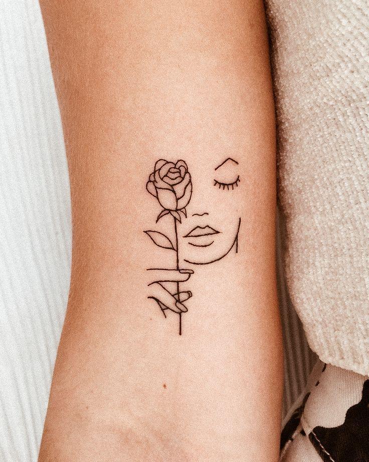 Photo of Marquesan tattoos  #tattoo fine line tattoo, snake line tattoo, flower line tatt…