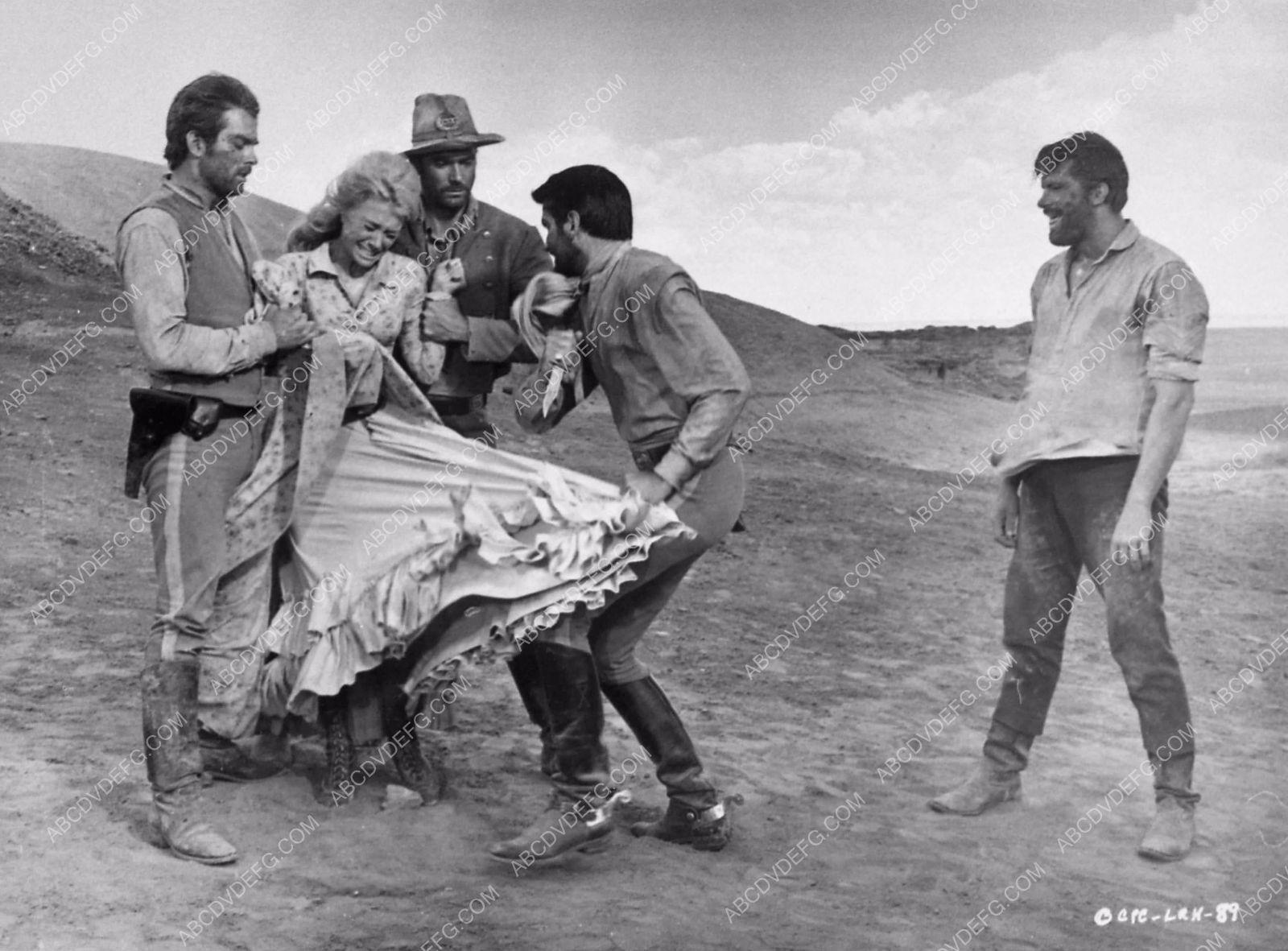 photo Inger Stevens western film A Time for Killing 3293-18