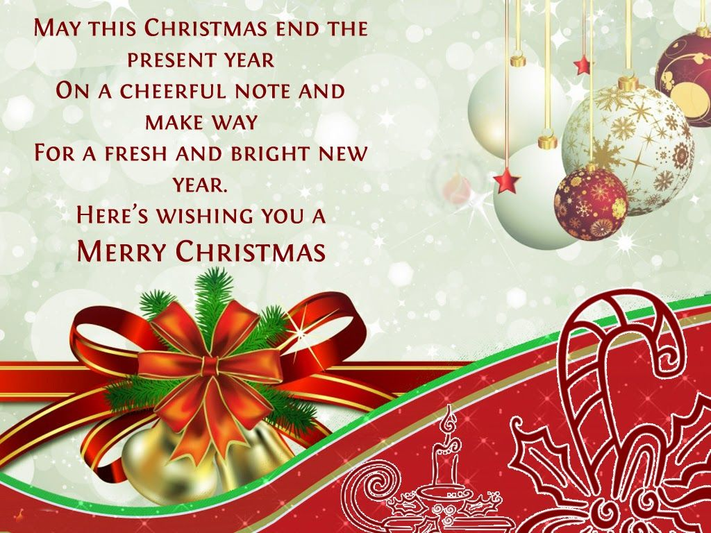 Happy Merry Christmas Wishes For Family