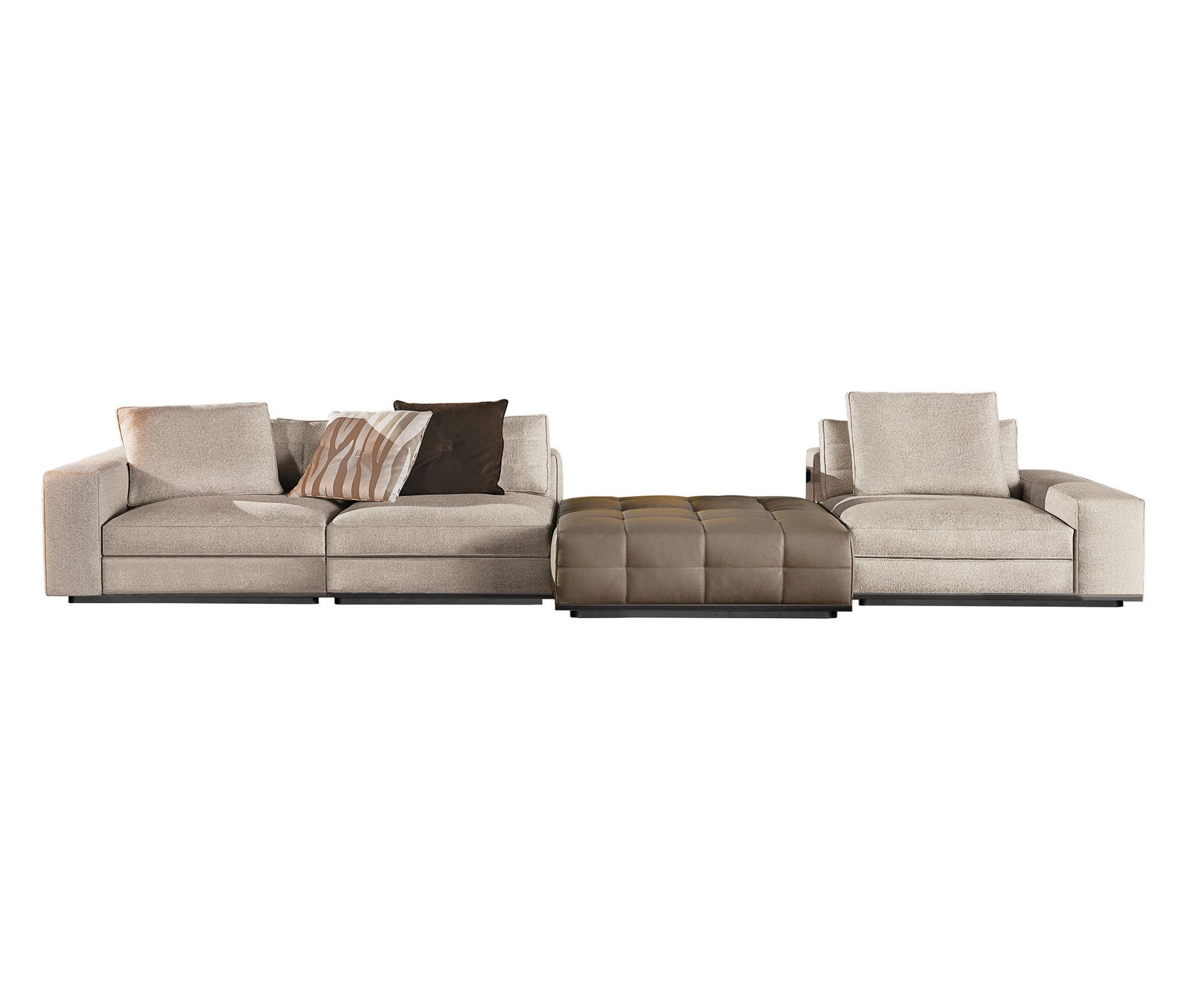 Lawrence Seating System By Minotti Modular Sofa Systems