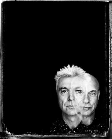 David Byrne & Brian Eno, New York, NY 2008 | Danny Clinch