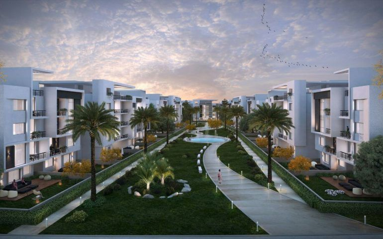 كمبوند فيفث سكوير التجمع الخامس - عقارات مصر | House styles, Country roads,  Mansions