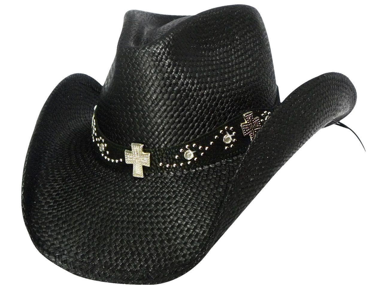 210d371b65f Bullhide Hats Rockabilly Straw Western Cowboy Hat  CLOSEOUT