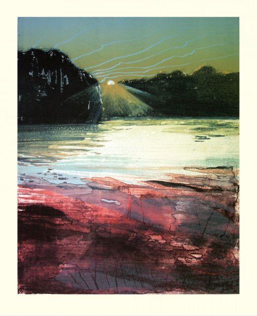Lysning by Alf Chr. Hvaring