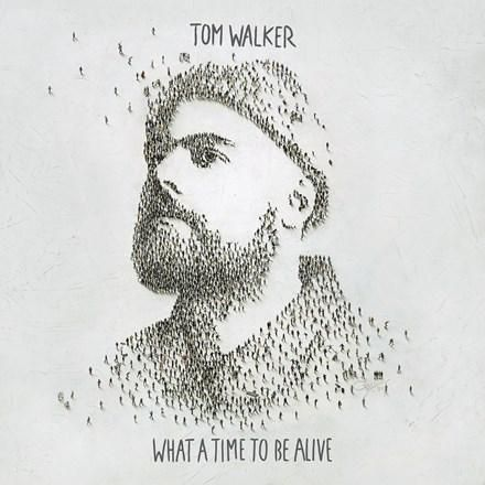 Tom Walker - What a Time to Be Alive 180g Vinyl LP