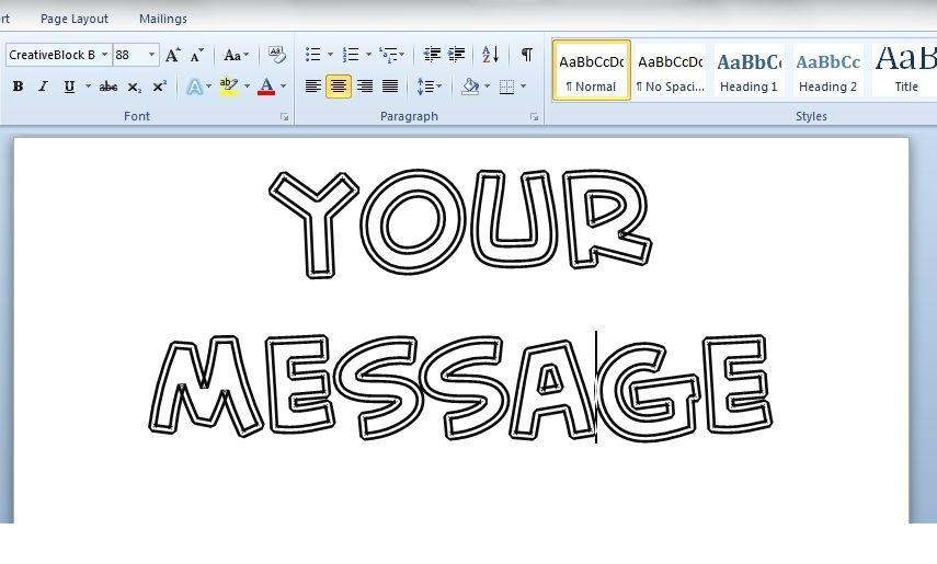 Free Printable Bulletin Board Letters Templates Beepmunk Bulletin Board Letters Letter Templates Letter Templates Free