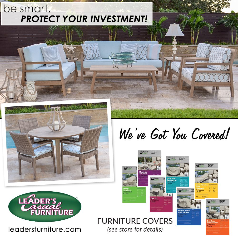 Protect Your Outdoor Furniture For Years To Come