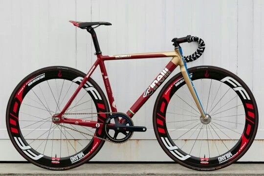 Cinelli Red Hook Crit Milano | Cyclisme, Velo