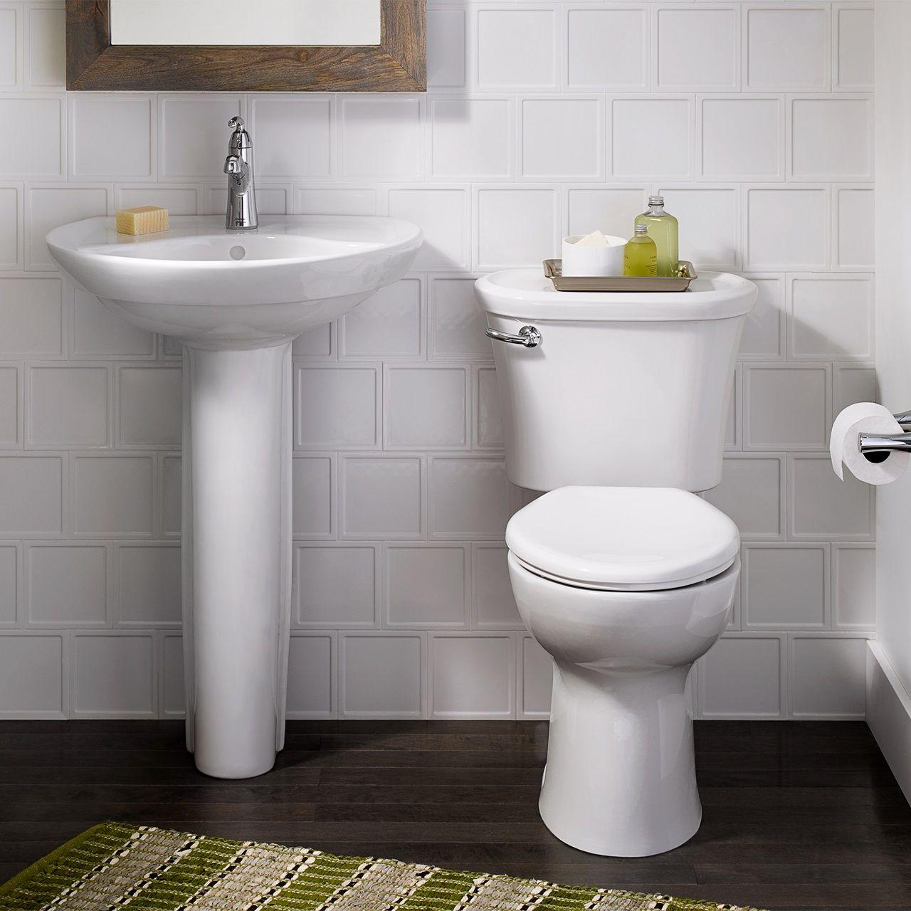 Bathroom Sinks Ravenna 24 Inch Pedestal Sink White Pedestal