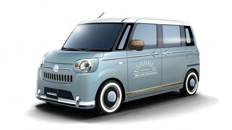 Daihatsu Made A Whopping 11 Concepts For The 2017 Tokyo Motor Show
