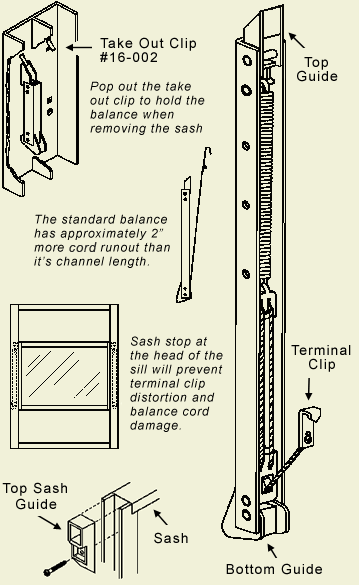 How To Replace A Channel Balance Window Repair Vintage Windows Channel