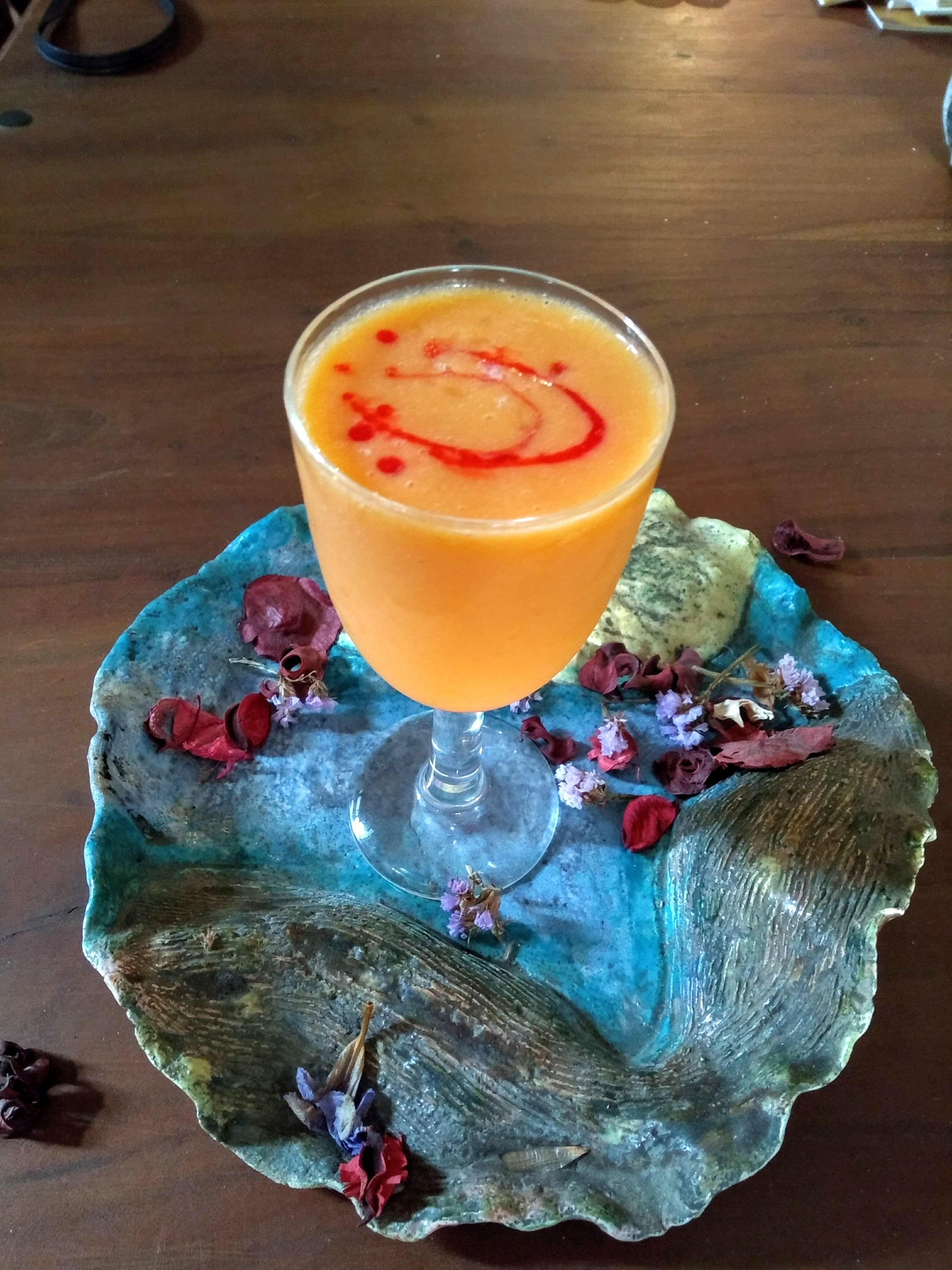 Cóctel De Mango Y Naranja Licor Casero Recetas Deliciosas Cocteles