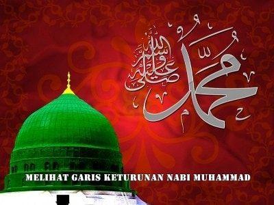 Melihat Garis Keturunan Nabi Muhammad - https://nasehatislami.com/melihat-garis-keturunan-nabi-muhammad.html