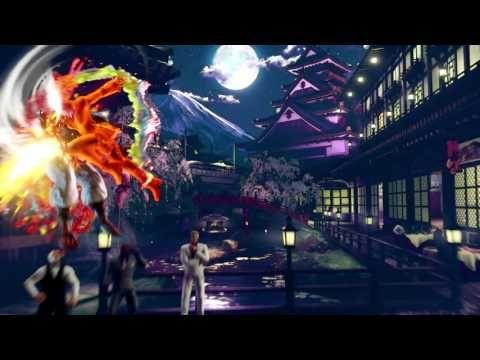 Street Fighter V Karin Trailer