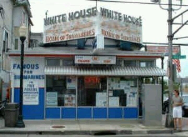 White House Subs Atlantic City Nj Brigantine New Jersey Beaches Atlantic City