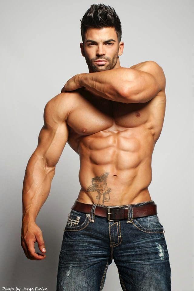 Fit Hot Guys Sergi Constance Spanish Phenom