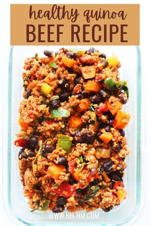 Ground Beef Dinner Skillet Recipe: Easy & Healthy