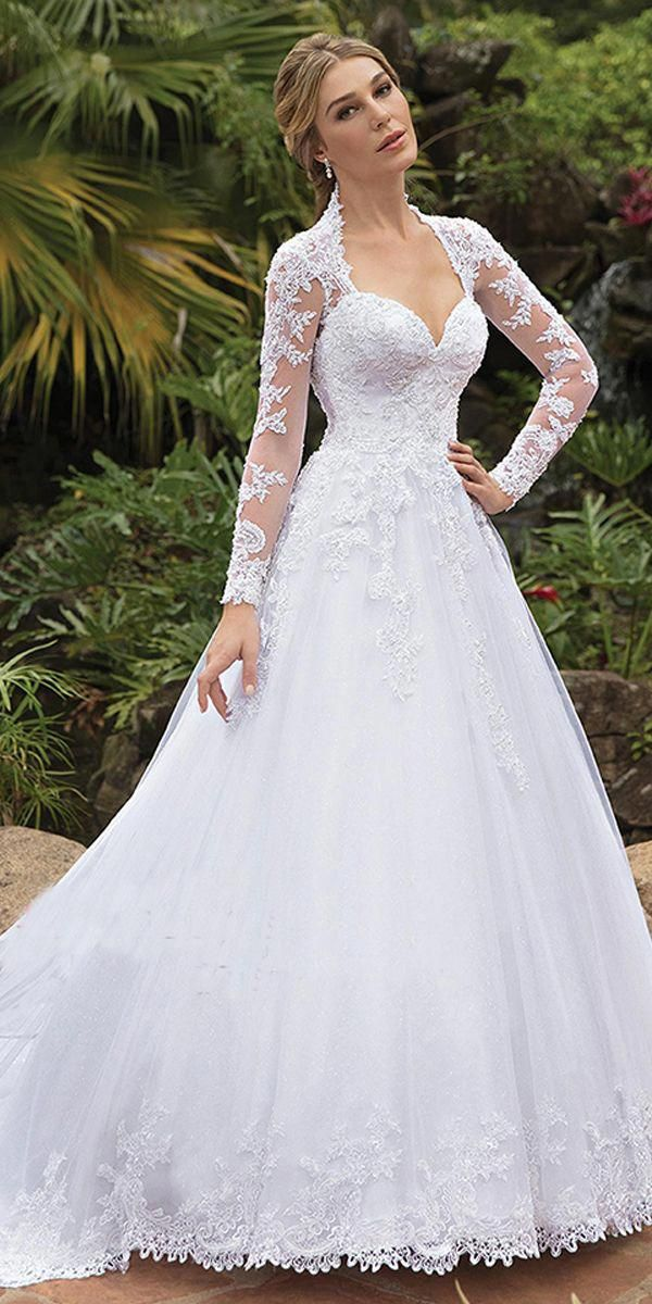 Understanding Different Types of Wedding Dresses (With ...