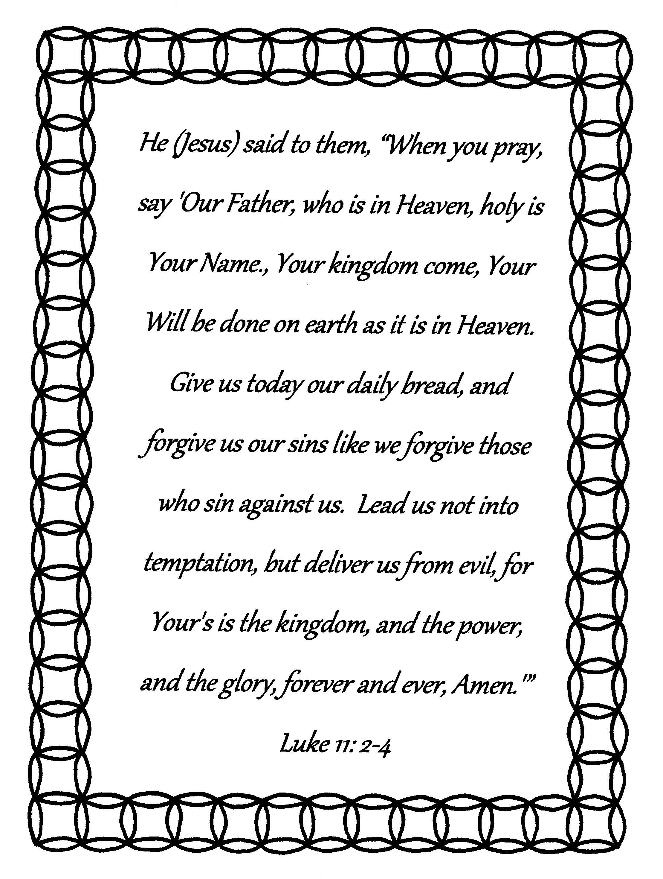 Forgiveness Bible Verse Coloring Pages | www.topsimages.com